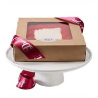 Dulcet's Red Velvet Classic 2 Dessert Cakes