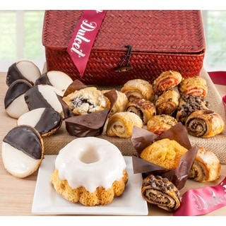 Dulcet Signature Bakery Gift Basket Assortment