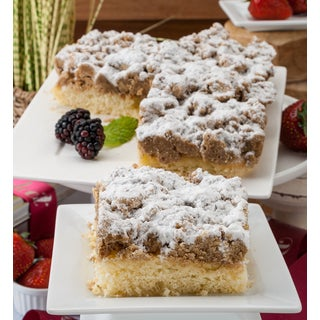 Dulcet's Original Old Fashioned Crumb Cake Gift Box