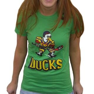 Julie 'The Cat' Gaffney #6 Ducks Jersey T-Shirt