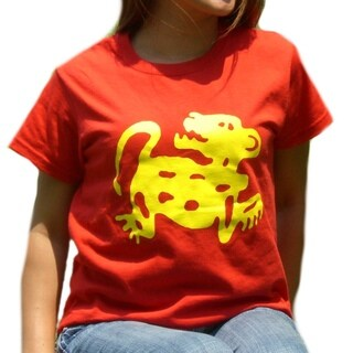 Women's Red Jaguars Team T-shirt