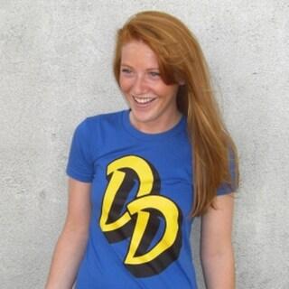 Women's DD Blue Team T-Shirt