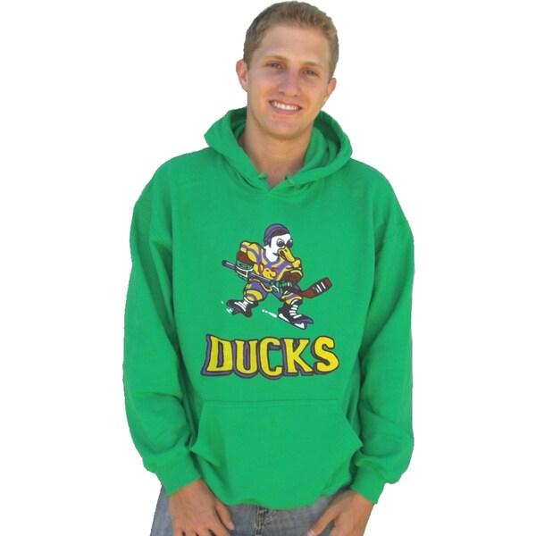 Ducks Fulton Reed 44 Green Jersey Hoodie