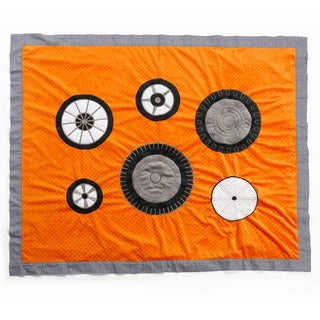 Teyo's Tire Toddler Size Quilt