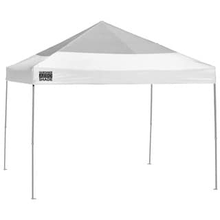 Quik Shade Weekender Elite Aero Shade Mesh 10x10 Instant Canopy with Shade Cover