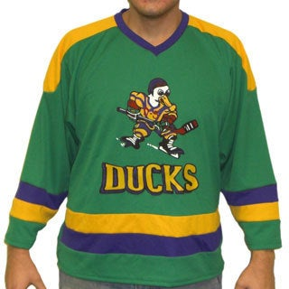 Ducks Greg Goldberg 33 Hockey Jersey T-shirt