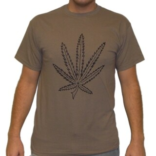Dazed and Confused Slater Cannibis Leaf Cotton T-shirt