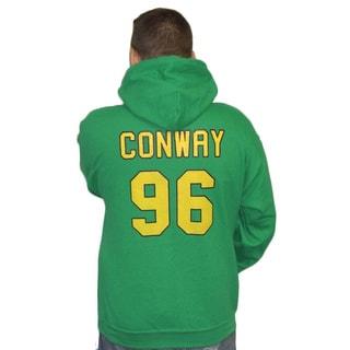 Ducks Charlie Conway 96 Jersey Green Hoodie