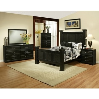 Sandberg Furniture Granada 4-piece Bedroom Set