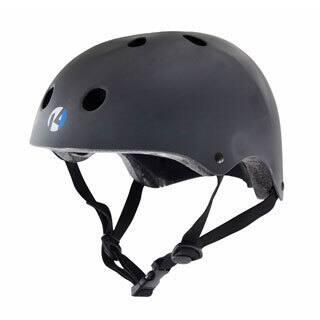 Kryptonics Black Starter Helmet|https://ak1.ostkcdn.com/images/products/9779933/P16949807.jpg?impolicy=medium