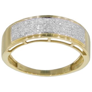 10k White Gold 1/3ct TDW Men's Diamond Ring|https://ak1.ostkcdn.com/images/products/9779948/P16949806.jpg?impolicy=medium