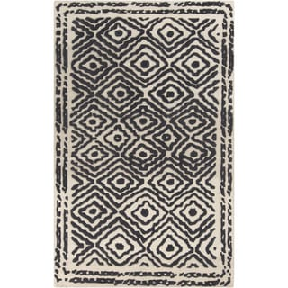 Hand-Knotted Katrine Indoor Wool Rug (3'3 x 5'3)