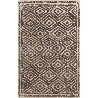 Beth Lacefield : Hand-Knotted Kathryn Indoor Wool Rug (3'3 x 5'3)
