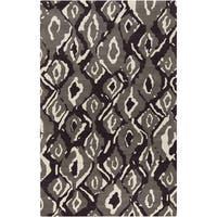 Hand-Tufted Katelyn Indoor Wool Area Rug - 8' x 11'