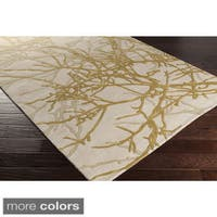 Hand-Tufted Jeremy Contemporary Wool Area Rug (8' x 11')