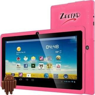 "Zeepad 7DRK-Q Tablet - 7"" - 512 MB DDR3 SDRAM - Allwinner Cortex A7 A|https://ak1.ostkcdn.com/images/products/9780180/P16949983.jpg?impolicy=medium"