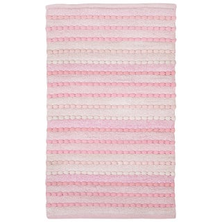Grand Bazaar Ashley Baby Pink Rug (3'6 x 5'6)
