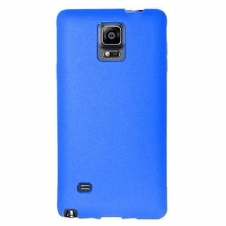 INSTEN Jelly TPU Rubber Candy Skin Phone Case Cover For Samsung Galaxy Note 4