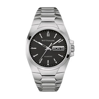 Wittnauer Men's WN3044 Stainless Steel and Sapphire Crystal Watch