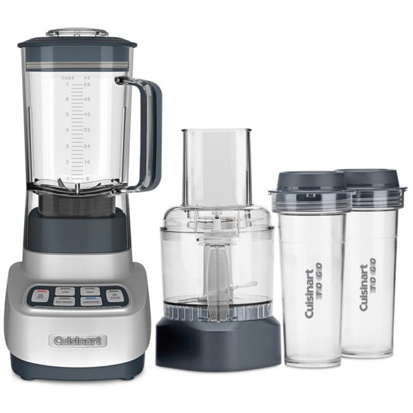 Cuisinart Bfp 650 Blender Food Processor With Travel Cups