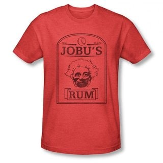 Men's Jobu's Rum Major League Baseball Movie T-shirt