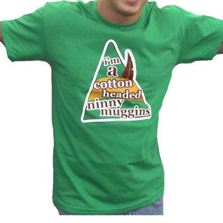 Youth 'I'm A Cotton Headed Ninny Muggins' Elf Christmas Movie T-shirt
