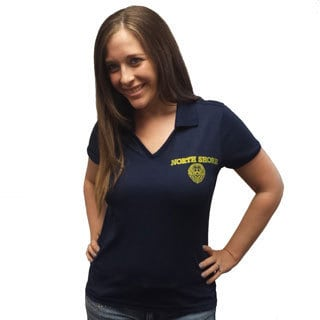 Women's North Shore Mathletes Polo T-Shirt