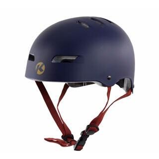 Kryptonics Step Up Dark Blue Helmet