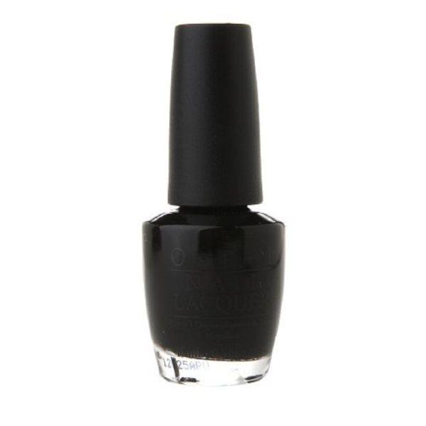 OPI Black Onyx Nail Lacquer