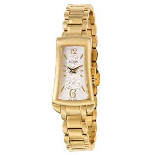 Balmain Women's 'Elypsia' Goldplated Stainless Steel Swiss Quartz Watch