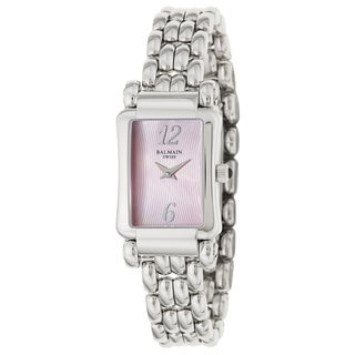 Balmain Women's Jolie Madame Stainless Steel Swiss Quartz Watch