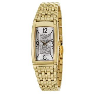 Balmain Women's Bellafina Stainless Steel Yellow Gold PVD Coated Swiss Quartz Watch