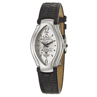 Balmain Women's Excessive Stainless Steel Swiss Quartz Watch