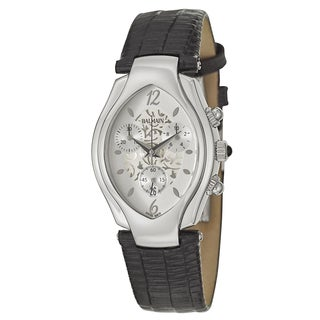 Balmain Women's Excessive Stainless Steel Swiss Watch