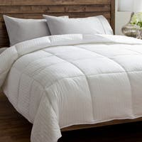 Grandeur Collection Cotton Year Round Down Alternative Comforter