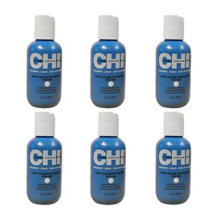 CHI Ionic Color Protector 2-ounce Shampoo (Pack of 6)