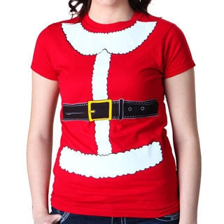 Women's Mrs. Santa Claus Christmas T-shirt