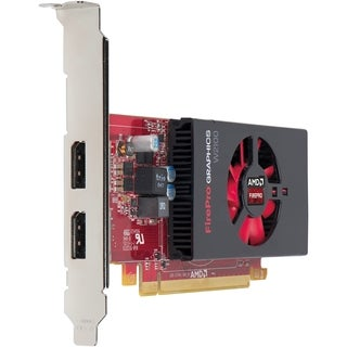 HP FirePro W2100 Graphic Card - 630 MHz Core - 2 GB DDR3 SDRAM - PCI