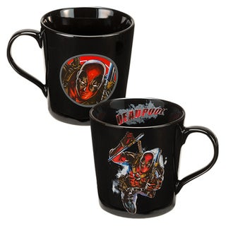 Marvel Deadpool Ceramic Coffee Mug