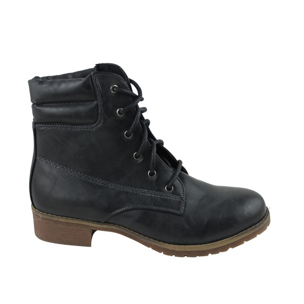 7f260d007e703 Shop Celebrity NYC Women s Valerie Ankle Boot - Free Shipping On ...