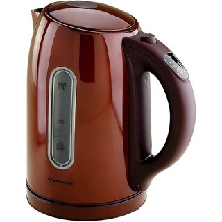 Ovente KS88BR Stainless Steel 1.5-liter Digital Kettle