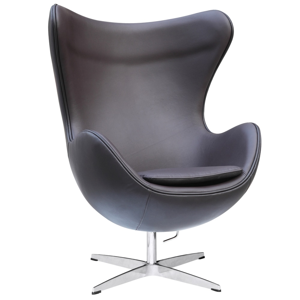 Fine Mod Imports Leather Inner Chair (Inner Chair Leather...