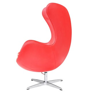 Red Leather Living Room Chairs Shop The Best Deals For