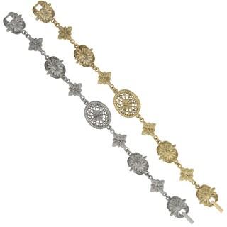 1928 Jewelry Base Metal Link Bracelet