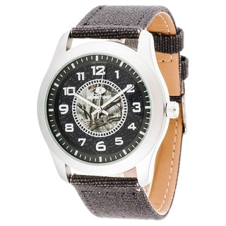 Mossy Oak Men's Analog All Terrain Infinity Grey Field Watch