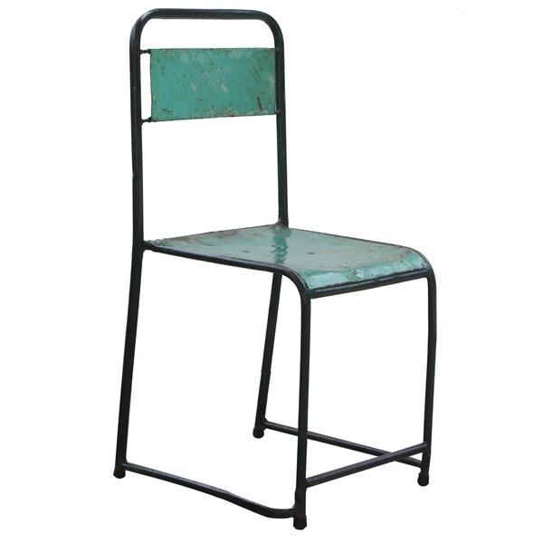 Savannah Metal Antique Chair
