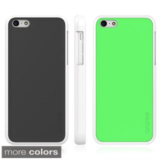 Araree 'Amy' Slim Design Phone Case with 2 Back Plates for iPhone 5C