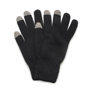 QuietWear 2-layer Knit Glove with Texting Fingers|https://ak1.ostkcdn.com/images/products/9785541/P16954632.jpg?impolicy=medium