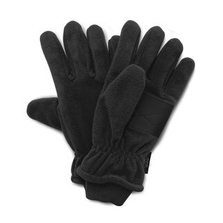 QuietWear Insulated Fleece Glove with Cuff