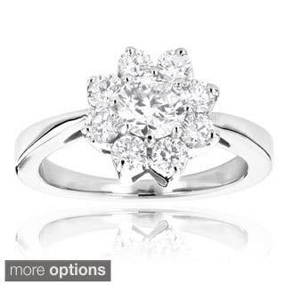 14k Gold Unique Flower 1.2ct Diamond TDW Engagement Ring|https://ak1.ostkcdn.com/images/products/9785677/P16954729.jpg?impolicy=medium